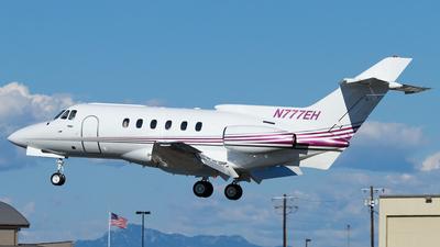 N777EH - Hawker Siddeley HS-125-700A - Charter Equipment Leasing