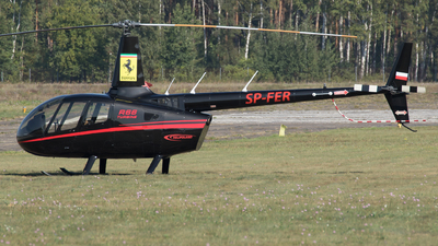 A picture of SPFER - Robinson R66 Turbine - [0757] - © RAFAL KUKOWSKI