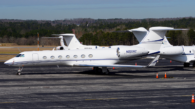 N551RC - Gulfstream G550 - Private