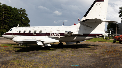 N428DA - Lockheed L-1329 JetStar 6 - Private