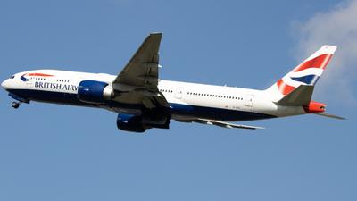 G-VIIC - Boeing 777-236(ER) - British Airways