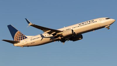 N57439 - Boeing 737-924ER - United Airlines