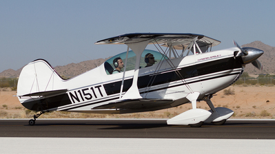 N151T - Christen Eagle II - Private