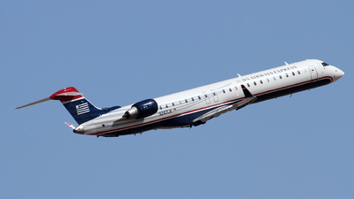 N247LR - Bombardier CRJ-900LR - US Airways Express (Mesa Airlines)