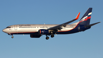 A picture of VQBWC - Boeing 7378LJ - Aeroflot - © Airyura