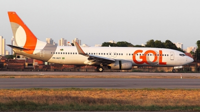 A picture of PRGUY - Boeing 7378EH - GOL Linhas Aereas - © Janna Andrade