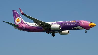 HS-DBU - Boeing 737-88L - Nok Air