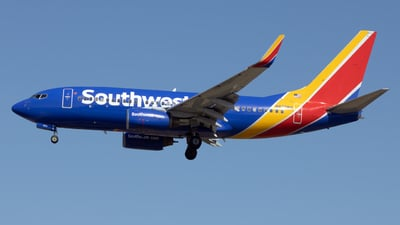 A picture of N473WN - Boeing 7377H4 - Southwest Airlines - © Ethan M