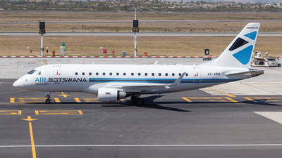 A2-ABM - Embraer 170-100LR - Air Botswana