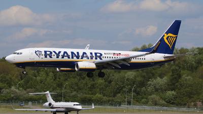 EI-FIO - Boeing 737-8AS - Ryanair