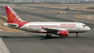 VT-SCT - Airbus A319-112 - Air India
