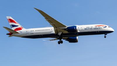 A picture of GZBKG - Boeing 7879 Dreamliner - British Airways - © Andrew Butcher