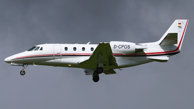 D-CPOS - Cessna 560XL Citation XLS - Private