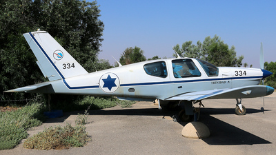 334 - Socata TB-20 Pashosh - Israel - Air Force