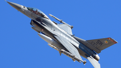 91-0371 - Lockheed Martin F-16C Fighting Falcon - United States - US Air Force (USAF)