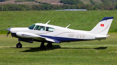 A picture of HBOVR - Piper PA24250 Comanche - [241595] - © Alex