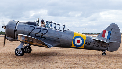 VH-CAC - CAC Wirraway - Private