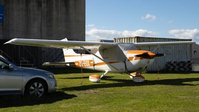 ZK-EOX - Cessna 172N Skyhawk II - Private