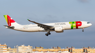 A picture of CSTUF - Airbus A330941 - TAP Air Portugal - © Matteo Lamberts