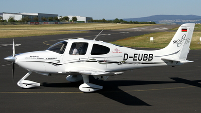 D-EUBB - Cirrus SR22-GTS - Private