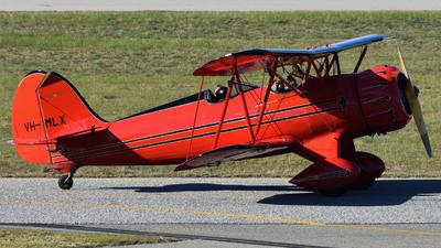 VH-MLX - Waco Classic Aircraft YMF-F5C - Private