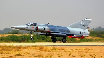 90-587 - Dassault Mirage 3O - Pakistan - Air Force