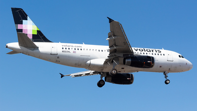 N503VL - Airbus A319-132 - Volaris Costa Rica