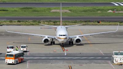 N930HB - Boeing 737-7ZH(BBJ) - Private