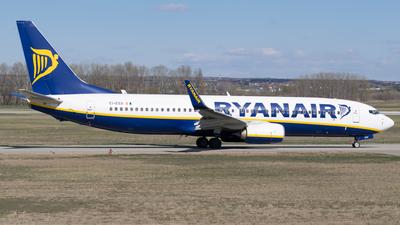 EI-ESX - Boeing 737-8AS - Ryanair