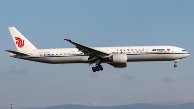 A picture of B1429 - Boeing 77739L(ER) - Air China - © Sebastian Sowa