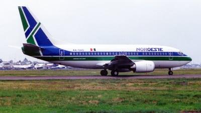 XA-SAS - Boeing 737-5Y0 - Aviación del Noroeste