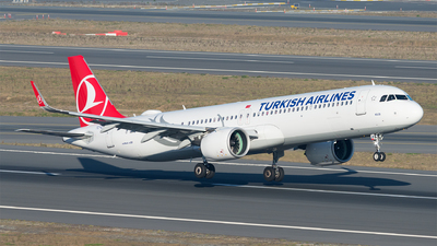 TC-LSB - Airbus A321-271NX - Turkish Airlines