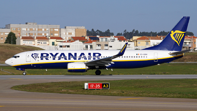 A picture of EIGSH - Boeing 7378AS - Ryanair - © Filipe Couceiro