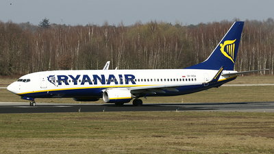 A picture of SPRSA - Boeing 7378AS - Ryanair - © Jeroen Stroes