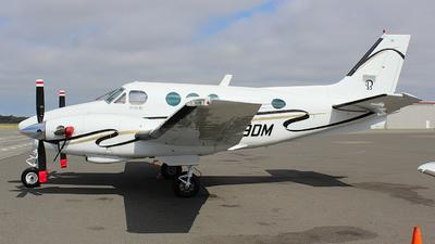 N809DM - Beechcraft E90 King Air - Private
