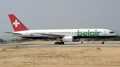 HB-IHR - Boeing 757-2G5 - Balair