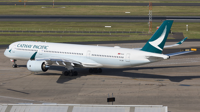 A picture of BLQB - Airbus A350941 - Cathay Pacific - © AznHentaiSpotter