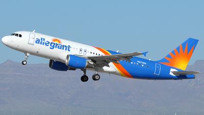 A picture of N273NV - Airbus A320214 - Allegiant Air - © Jason Whitebird