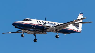 N55CE - Fairchild SA227-DC Metro 23 - Private