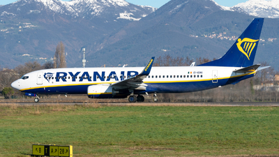 EI-EBG - Boeing 737-8AS - Ryanair