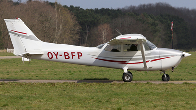 OY-BFP - Reims-Cessna F172M Skyhawk - Private