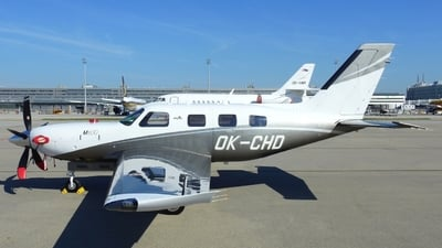 OK-CHD - Piper PA-46-M600 - Private