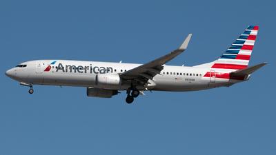 N858NN - Boeing 737-823 - American Airlines