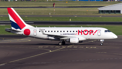 F-HBXM - Embraer 170-100LR - HOP! for Air France
