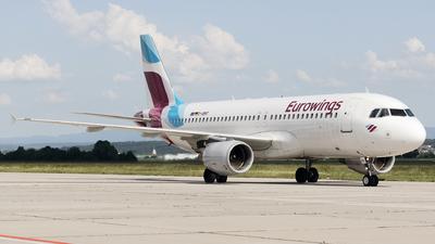 D-ABNT - Airbus A320-214 - Eurowings (LGW Luftfahrtgesellschaft Walter)