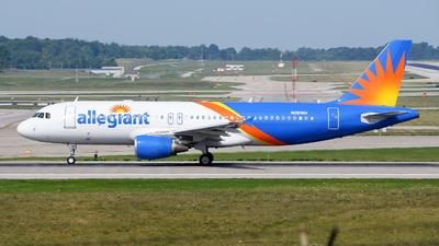 N261NV - Airbus A320-214 - Allegiant Air