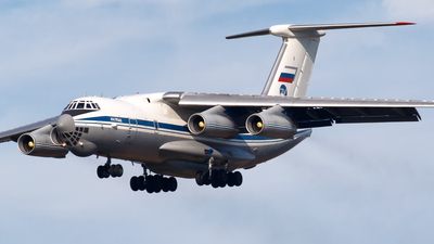 RA-78835 - Ilyushin IL-76MD - Russia - 224th Flight Unit State Airline