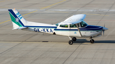 OK-KKA - Cessna 172RG Cutlass RG - Private