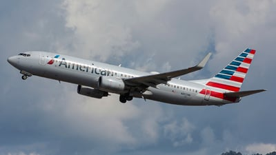A picture of N802NN - Boeing 737823 - American Airlines - © chalymtz