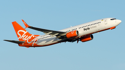 A picture of URSQB - Boeing 7378H6 - SkyUp Airlines - © Alp AKBOSTANCI